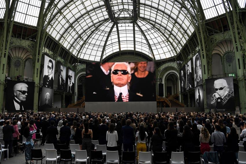Lễ tưởng niệm NTK Karl Lagerfeld đầy sắc màu Karl for Ever - 5