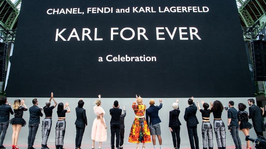 Lễ tưởng niệm NTK Karl Lagerfeld đầy sắc màu Karl for Ever - 6