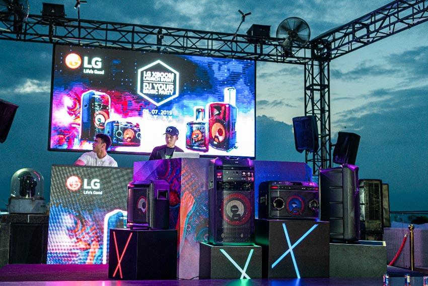 LG ra mắt dòng loa XBOOM đa tính năng với giá từ 3,99 triệu đồng 5