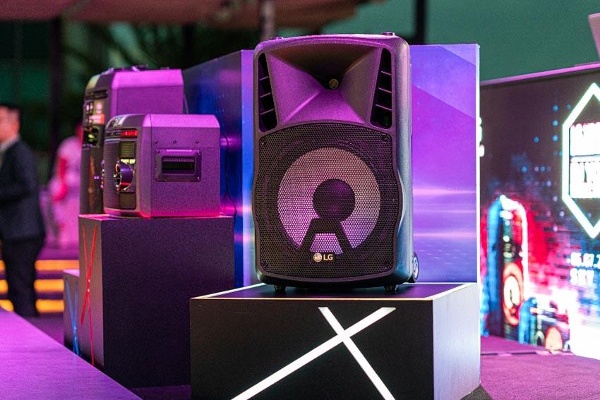 LG ra mắt dòng loa XBOOM đa tính năng với giá từ 3,99 triệu đồng 4