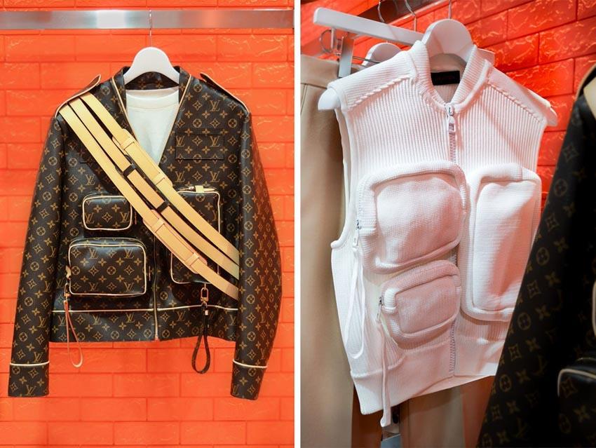 Louis Vuitton khai trương cửa hàng pop-up tại Dover Street Market Ginza - 4