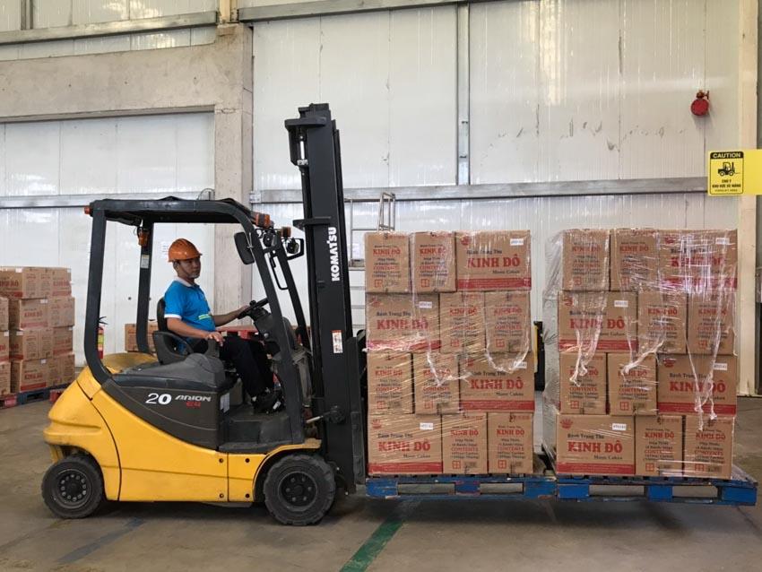 Mondelez Kinh Đô xuất khẩu bánh trung thu sang Mỹ -2