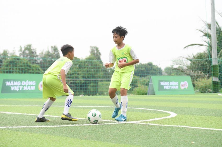 Biệt đội vô địch nhí Việt Nam tham gia cúp Milo vô địch thế giới - 4