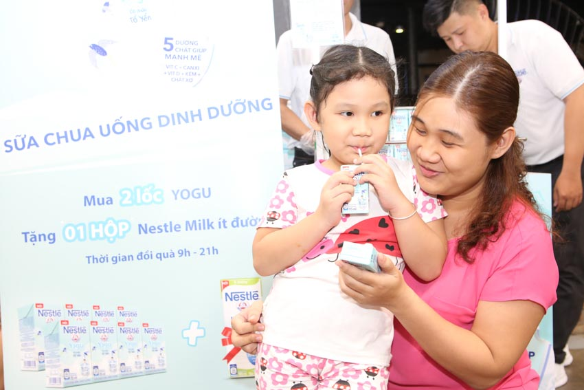 Nestlé Việt Nam ra mắt loạt sản phẩm dinh dưỡng mới trong mùa hè 3