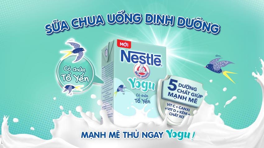 Nestlé Việt Nam ra mắt loạt sản phẩm dinh dưỡng mới trong mùa hè 1