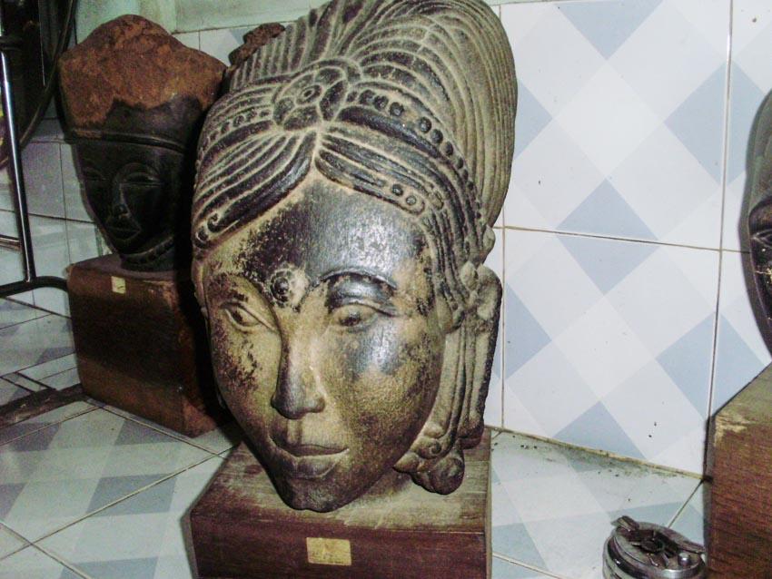 Những cổ vật của nền văn hóa Óc Eo - 2