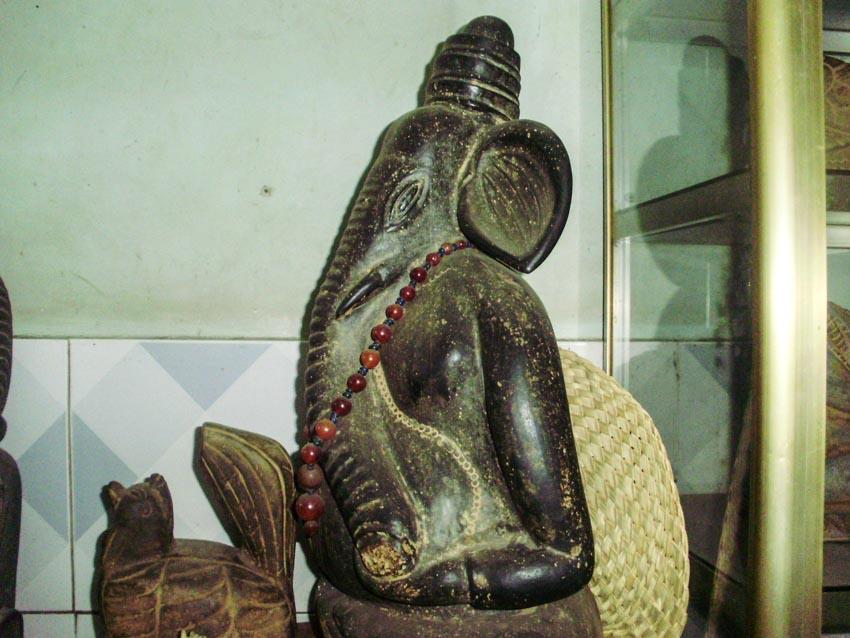 Những cổ vật của nền văn hóa Óc Eo - 3