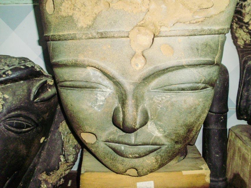 Những cổ vật của nền văn hóa Óc Eo - 4