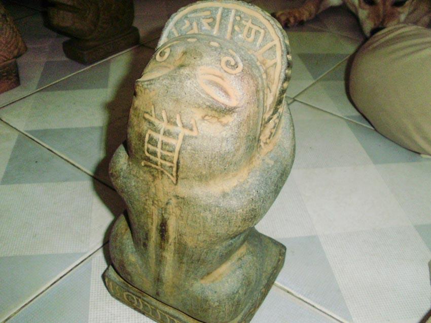 Những cổ vật của nền văn hóa Óc Eo - 5