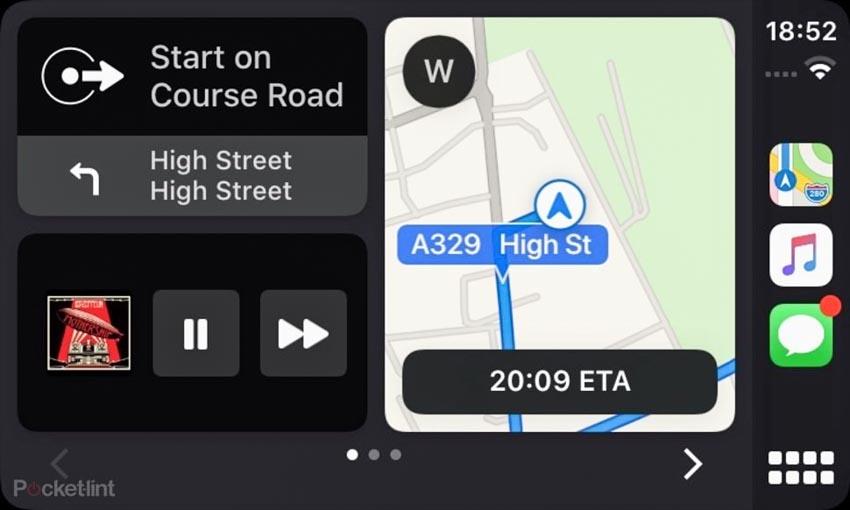 Những đổi mới Apple CarPlay ở phiên bản iOS 13 - 3