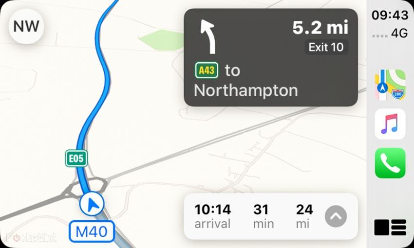 Những đổi mới Apple CarPlay ở phiên bản iOS 13 - 5