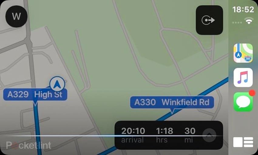 Những đổi mới Apple CarPlay ở phiên bản iOS 13 - 6