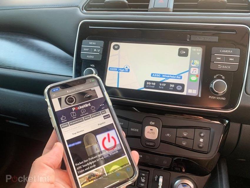 Những đổi mới Apple CarPlay ở phiên bản iOS 13 - 7