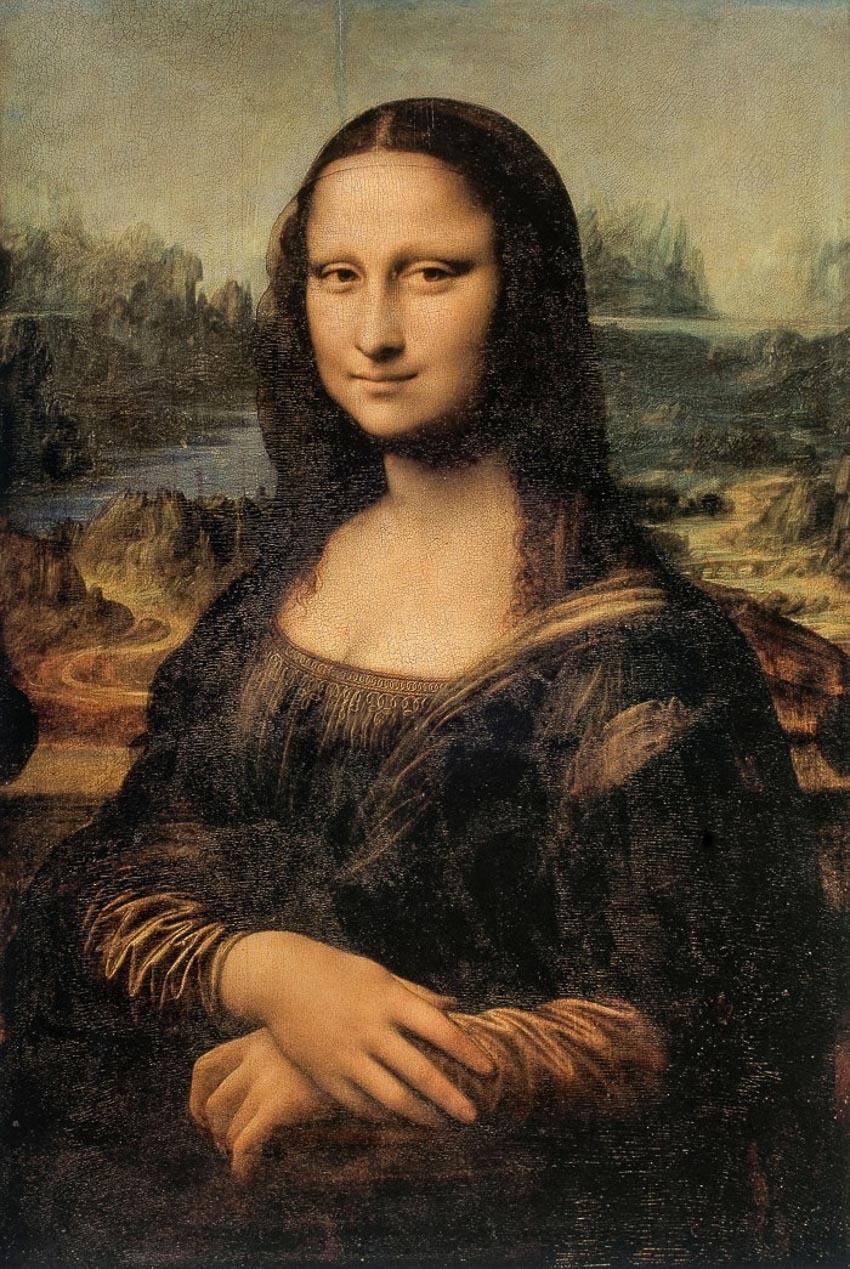 Đằng sau nụ cười của Mona Lisa - 1