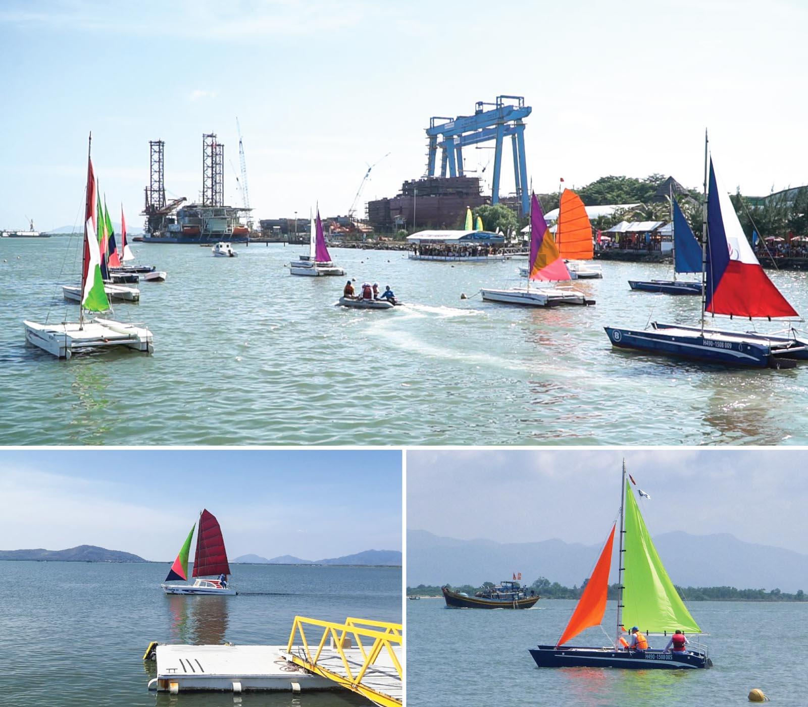 Ông Châu Văn Hùng: Có cộng đồng đủ mạnh, môn thuyền buồm sẽ đóng góp lớn cho du lịch biển 1