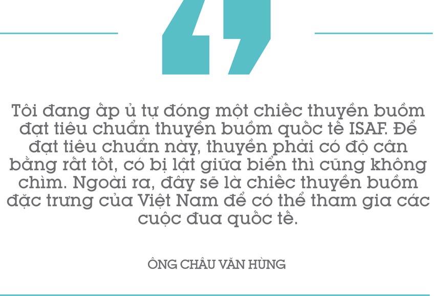 Ông Châu Văn Hùng: Có cộng đồng đủ mạnh, môn thuyền buồm sẽ đóng góp lớn cho du lịch biển 15