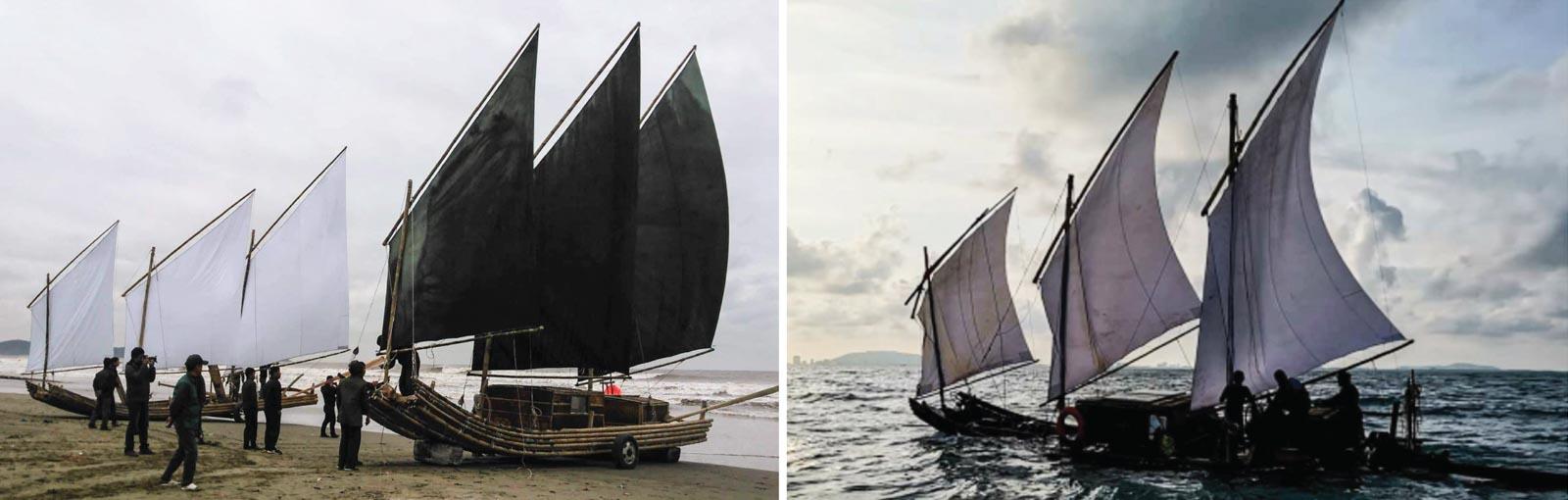 Ông Châu Văn Hùng: Có cộng đồng đủ mạnh, môn thuyền buồm sẽ đóng góp lớn cho du lịch biển 2