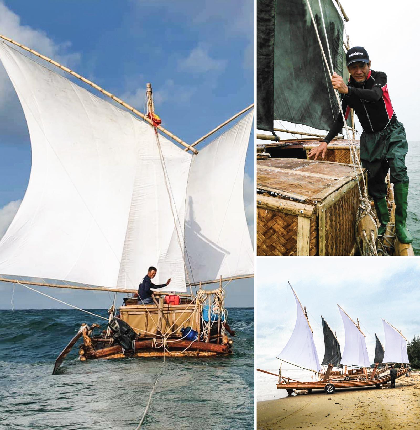 Ông Châu Văn Hùng: Có cộng đồng đủ mạnh, môn thuyền buồm sẽ đóng góp lớn cho du lịch biển 6