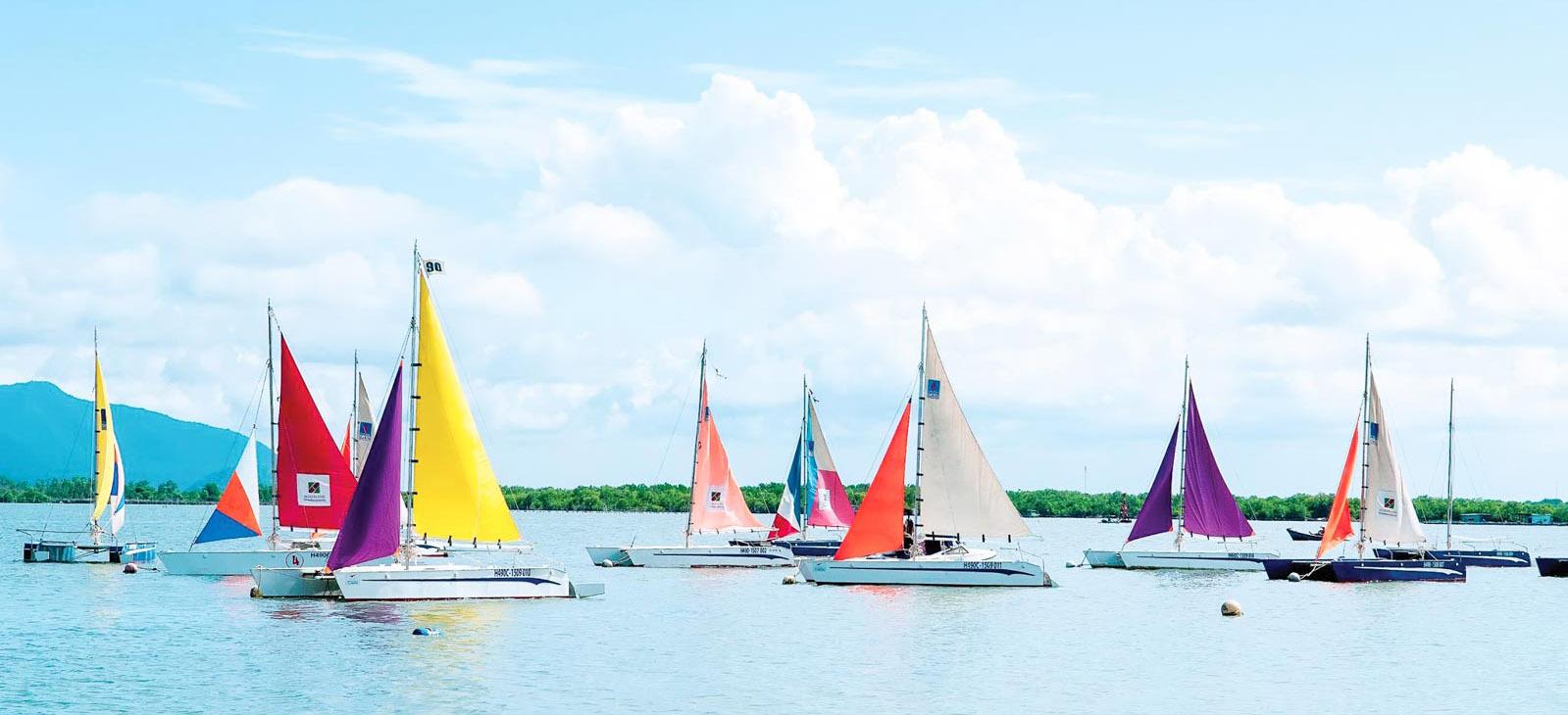 Ông Châu Văn Hùng: Có cộng đồng đủ mạnh, môn thuyền buồm sẽ đóng góp lớn cho du lịch biển 7
