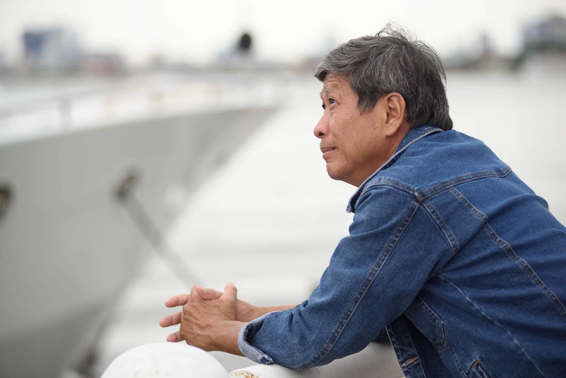 Ông Châu Văn Hùng: Có cộng đồng đủ mạnh, môn thuyền buồm sẽ đóng góp lớn cho du lịch biển 16