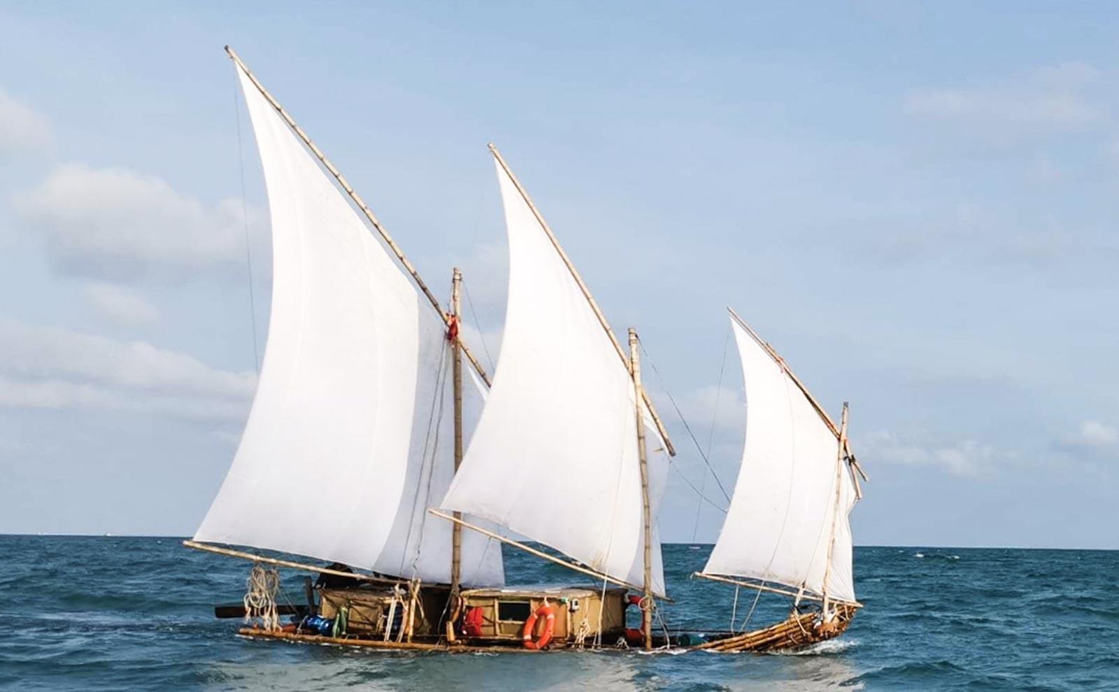 Ông Châu Văn Hùng: Có cộng đồng đủ mạnh, môn thuyền buồm sẽ đóng góp lớn cho du lịch biển 9