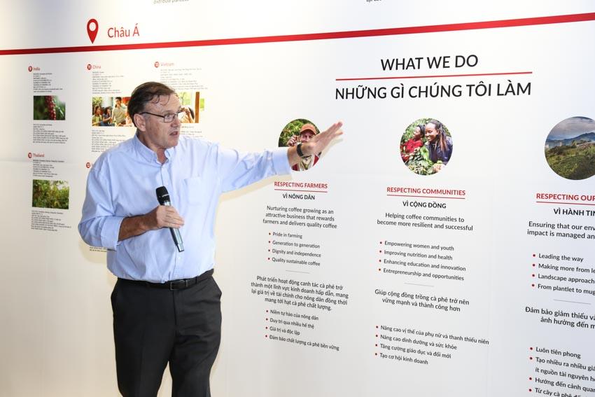Ông Guy Parmelin thăm nhà máy Nestlé Việt Nam - 1