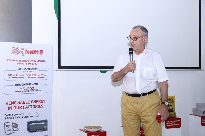 Ông Guy Parmelin thăm nhà máy Nestlé Việt Nam - 2