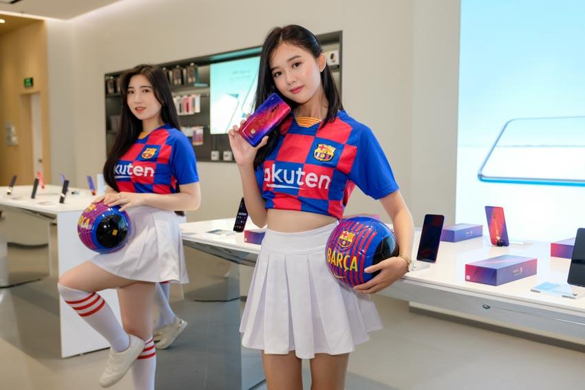 Oppo Reno Zoom 10x phiên bản giới hạn FC Barcelona tại Việt Nam - 4