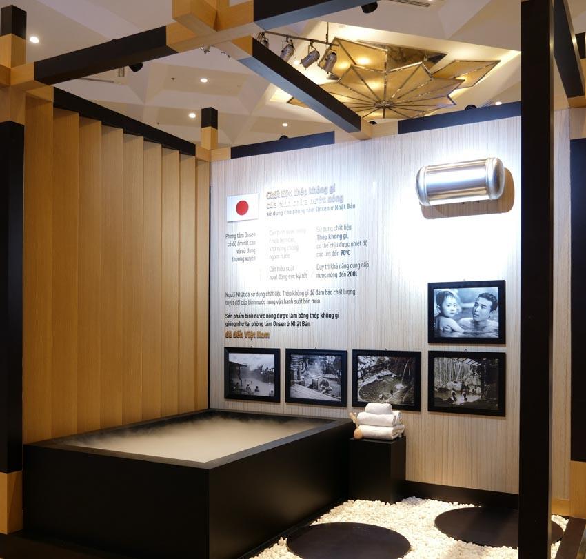 Panasonic giới thiệu Bình nước nóng gián tiếp đầu tiên không cần bảo trì - 1