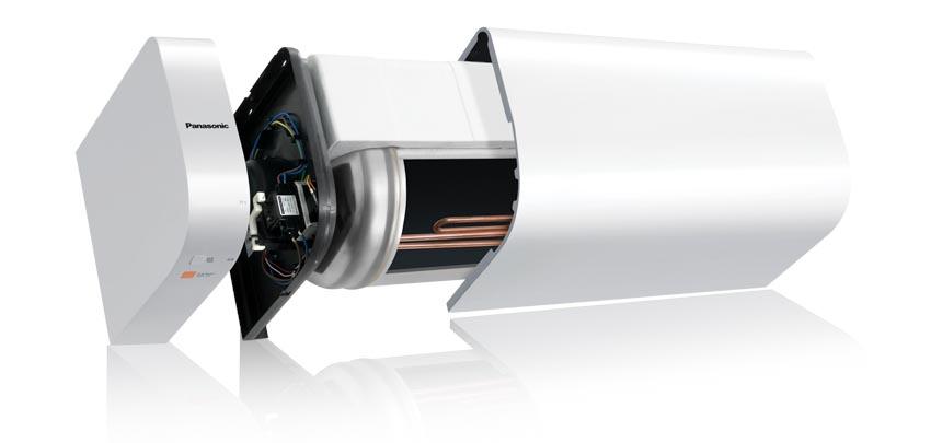 Panasonic giới thiệu Bình nước nóng gián tiếp đầu tiên không cần bảo trì - 3