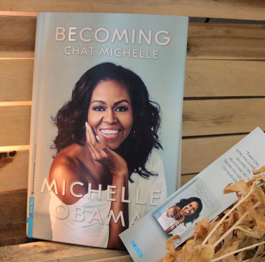 Đoạn trích độc quyền từ quyển hồi ký của Michelle Obama: Tình yêu của người mẹ - 6