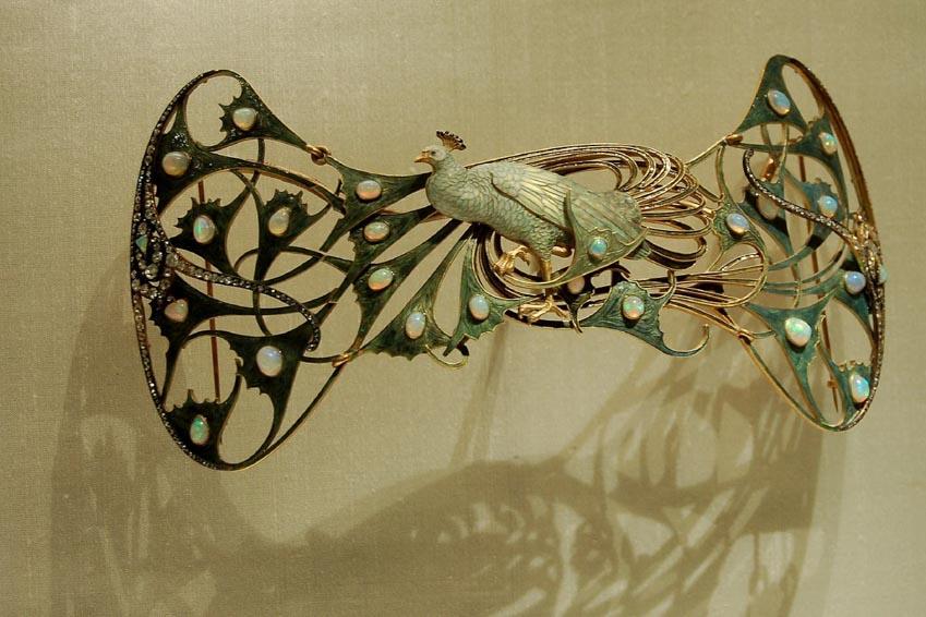 René Lalique - người thầy cách tân của trang sức hiện đại - 2