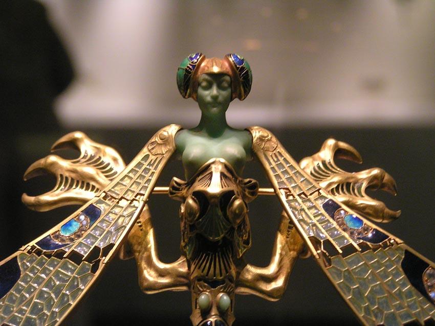 René Lalique - người thầy cách tân của trang sức hiện đại - 5