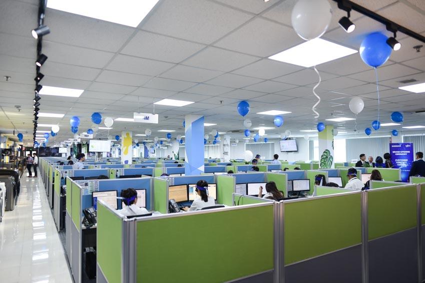Samsung chính thức khai trương tổng đài chăm sóc khách hàng 24/7 tại Việt Nam - 1