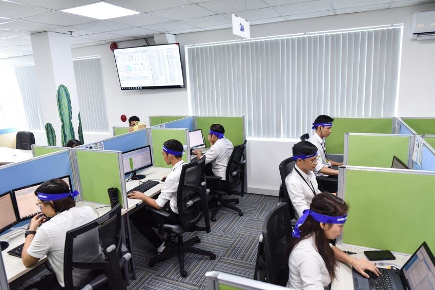 Samsung chính thức khai trương tổng đài chăm sóc khách hàng 24/7 tại Việt Nam - 11