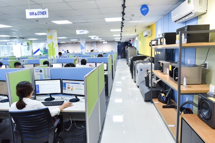 Samsung chính thức khai trương tổng đài chăm sóc khách hàng 24/7 tại Việt Nam - 12
