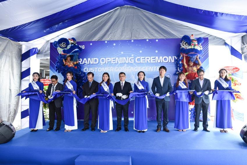Samsung chính thức khai trương tổng đài chăm sóc khách hàng 24/7 tại Việt Nam - 3