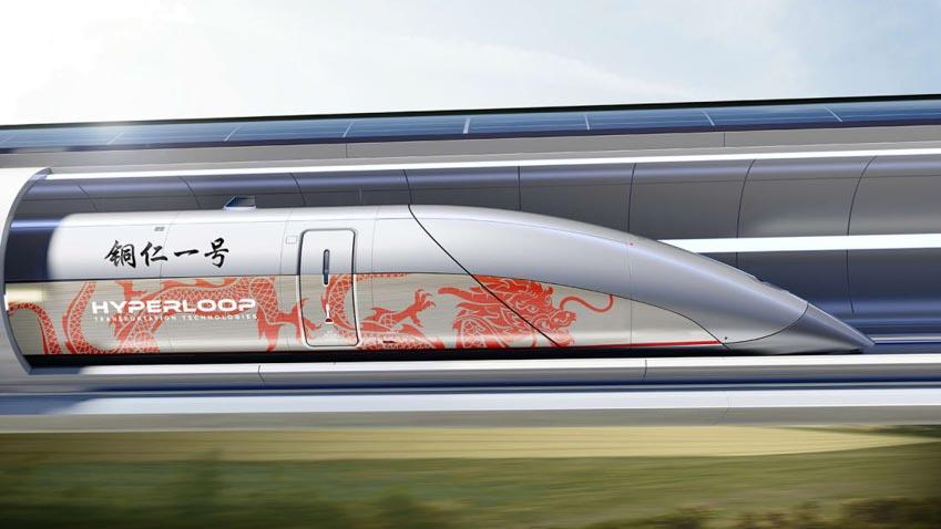 Trải nghiệm đi tàu tàu siêu tốc Hyperloop tốc độ hơn 1.100 km/h - 4
