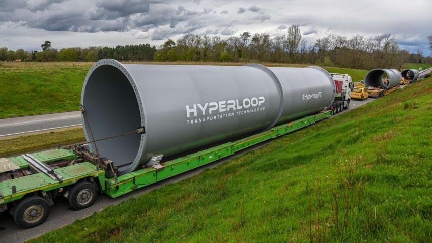 Trải nghiệm đi tàu tàu siêu tốc Hyperloop tốc độ hơn 1.100 km/h - 7