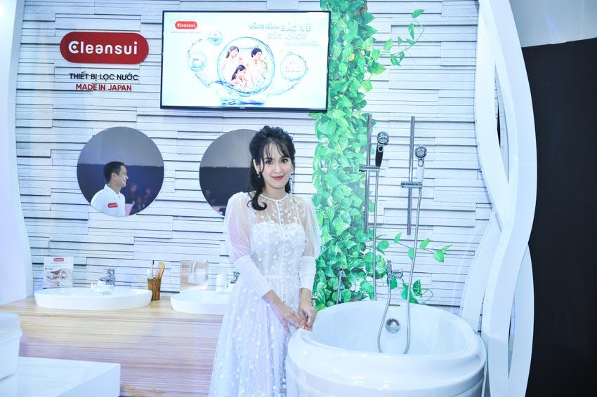 Thiết bị lọc nước Mitsubishi Cleansui chính thức ra mắt tại Việt Nam - 1