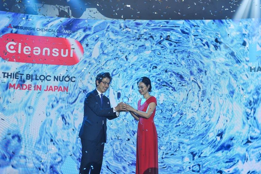 Thiết bị lọc nước Mitsubishi Cleansui chính thức ra mắt tại Việt Nam - 2
