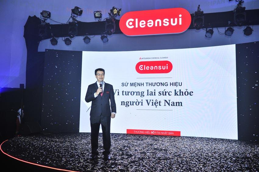 Thiết bị lọc nước Mitsubishi Cleansui chính thức ra mắt tại Việt Nam - 3