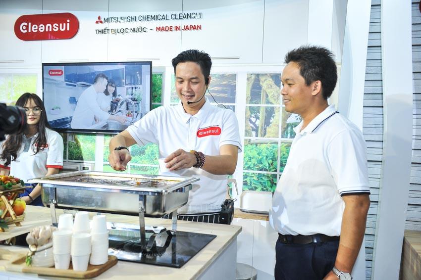 Thiết bị lọc nước Mitsubishi Cleansui chính thức ra mắt tại Việt Nam - 4
