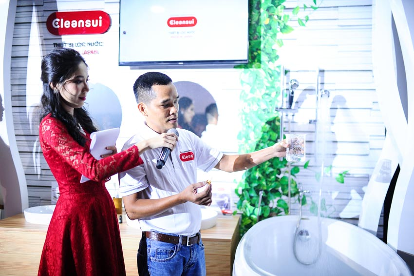Thiết bị lọc nước Mitsubishi Cleansui chính thức ra mắt tại Việt Nam - 7