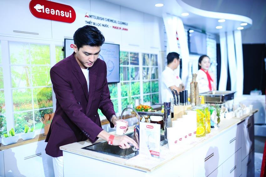 Thiết bị lọc nước Mitsubishi Cleansui chính thức ra mắt tại Việt Nam - 8