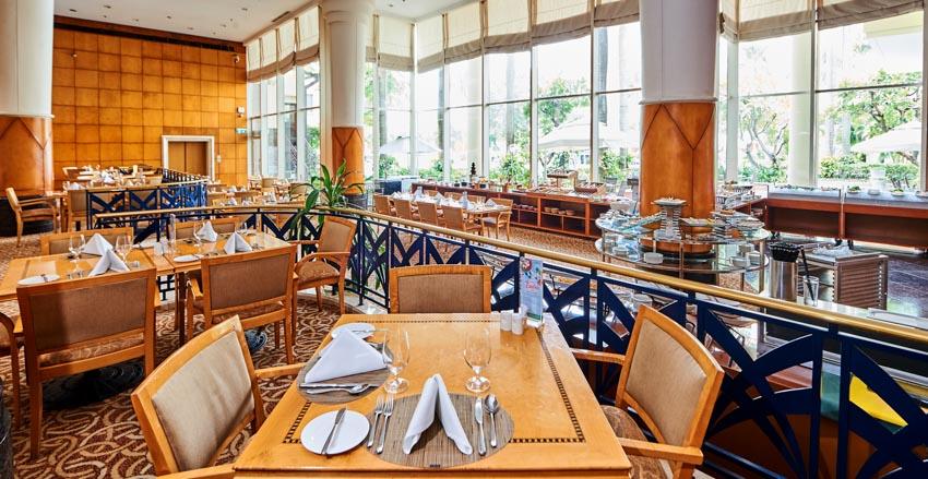 tiệc buffet tại Nhà hàng Atrium Café - 1