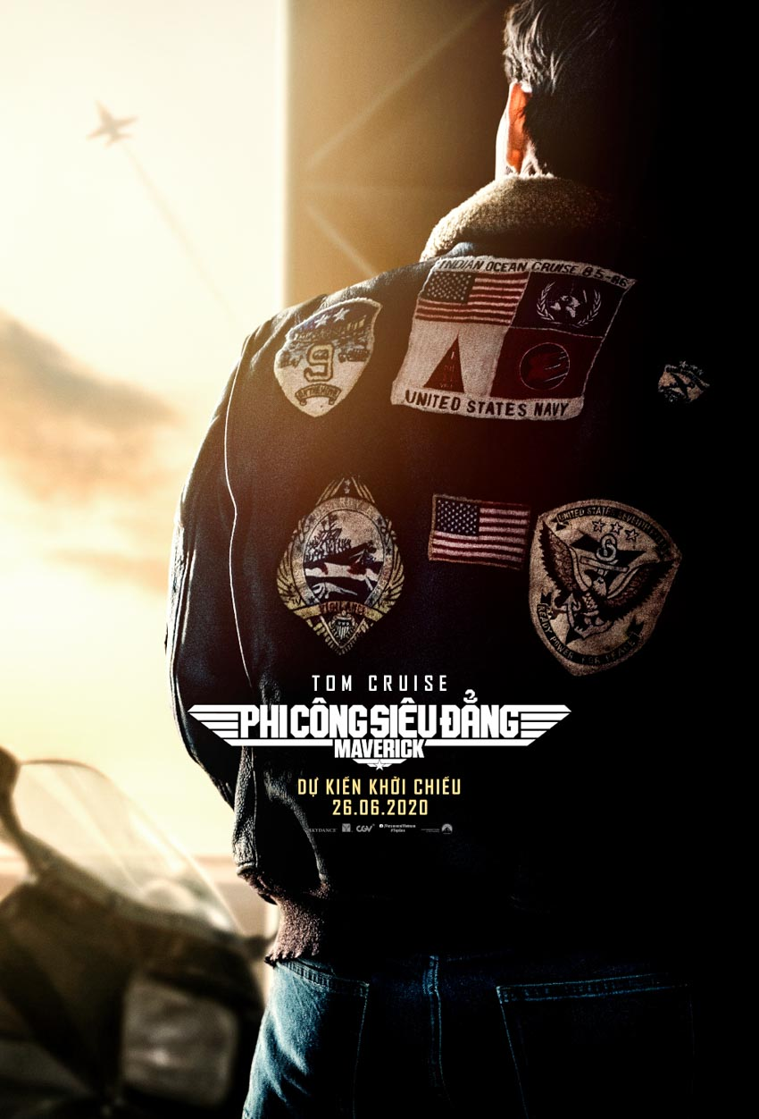 Top Gun: Maverick tung trailer kịch tính với sự trở lại phong độ của Tom Cruise - 1