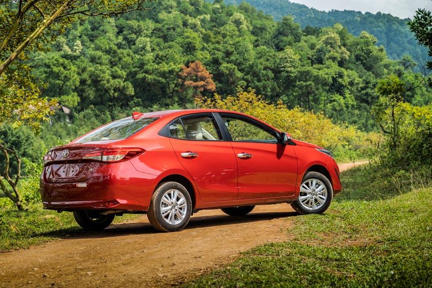 Toyota giảm giá bán Toyota Vios thay cho triệu lời cảm ơn khách hàng - 13
