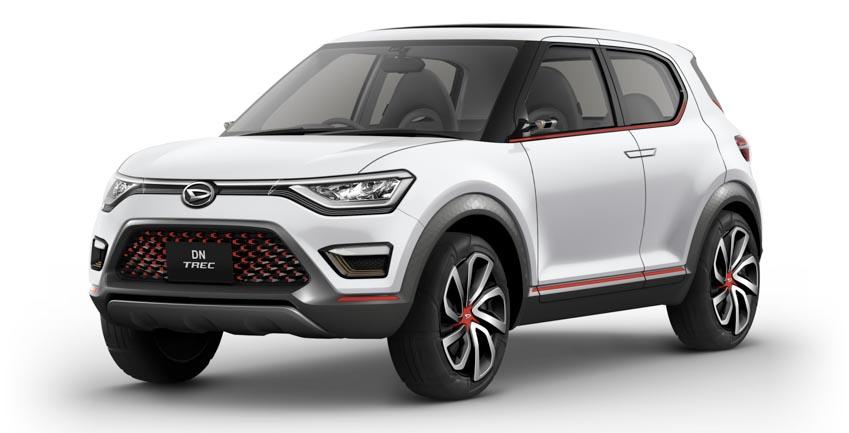 Toyota sắp ra mắt SUV giá rẻ chỉ 400 triệu đồng - 1