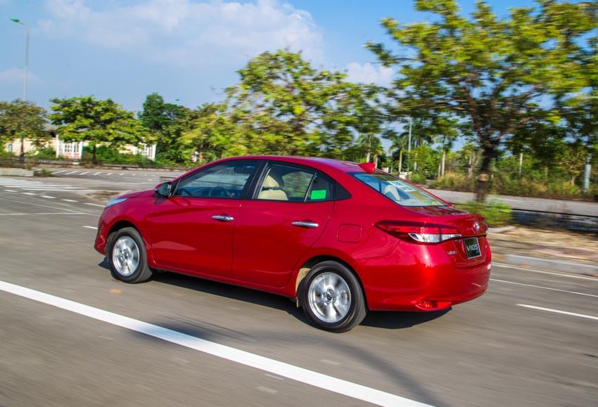 Vì sao Toyota Vios không dễ bị vượt qua? - 3